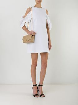 Сумка На Плечо Diana Chanel Vintage                                                                                                              Nude & Neutrals цвет