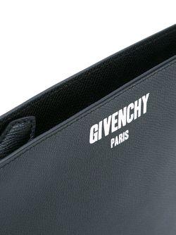 Сумка-Почтальонка Paris Givenchy                                                                                                              чёрный цвет