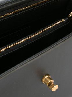 Маленькая Сумка-Тоут West End Marc Jacobs                                                                                                              чёрный цвет