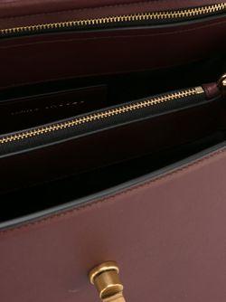 Маленькая Сумка-Тоут West End Marc Jacobs                                                                                                              розовый цвет