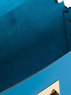 Маленькая Сумка На Плечо Lockett Jimmy Choo                                                                                                              синий цвет