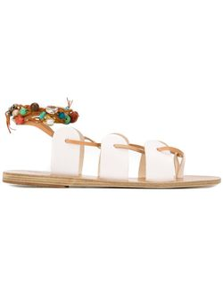 Сандалии Amaryllis ANCIENT GREEK SANDALS                                                                                                              белый цвет