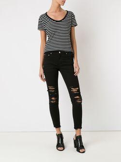 Skinny Jeans Amapô                                                                                                              чёрный цвет