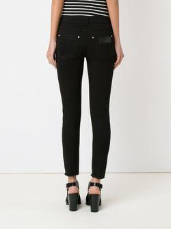Skinny Jeans Amapô                                                                                                              черный цвет