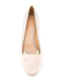 Слиперы Kitty Charlotte Olympia                                                                                                              Nude & Neutrals цвет