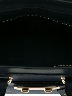 34816 Linav Leather/Fur/Exotic Skins-Leather COACH                                                                                                              черный цвет