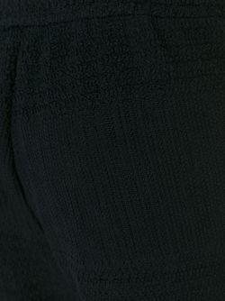 Текстурированные Спортивные Брюки Chalayan                                                                                                              черный цвет