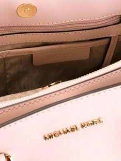 Сумка-Тоут Savannah Michael Michael Kors                                                                                                              розовый цвет