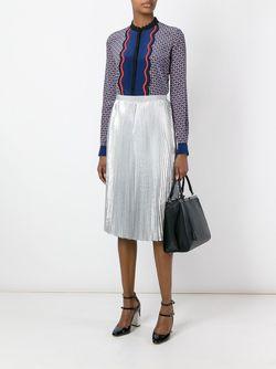 Блузка Mica Mary Katrantzou                                                                                                              многоцветный цвет