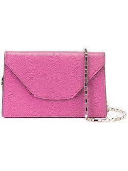 Мини Сумка Через Плечо Iside Chain Valextra                                                                                                              розовый цвет