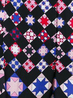 Брюки С Геометрическим Принтом Emilio Pucci                                                                                                              многоцветный цвет