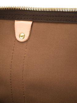Дорожная Сумка Keepall 50 LOUIS VUITTON VINTAGE                                                                                                              зелёный цвет