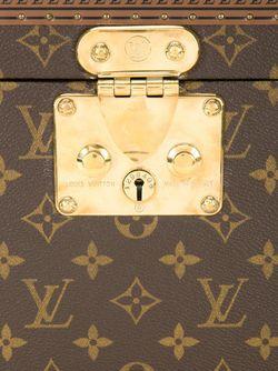 Сумка-Чемоданчик Boite Flacons LOUIS VUITTON VINTAGE                                                                                                              коричневый цвет