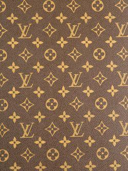 Монограммный Чемодан Alzer 70 LOUIS VUITTON VINTAGE                                                                                                              коричневый цвет