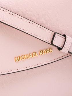 Сумка-Тоут Ava Michael Michael Kors                                                                                                              розовый цвет