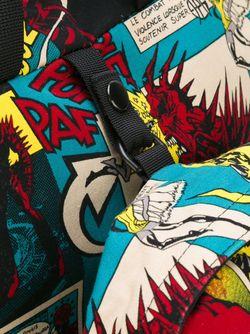 Рюкзак С Графическим Принтом JEAN PAUL GAULTIER VINTAGE                                                                                                              многоцветный цвет