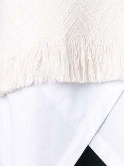 Топ Без Рукавов Derek Lam 10 Crosby                                                                                                              белый цвет