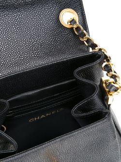 Сумка Через Плечо Chanel Vintage                                                                                                              чёрный цвет