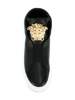 Хайтопы Medusa Versace                                                                                                              черный цвет