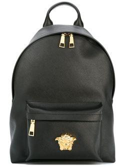 Рюкзак Medusa Versace                                                                                                              чёрный цвет