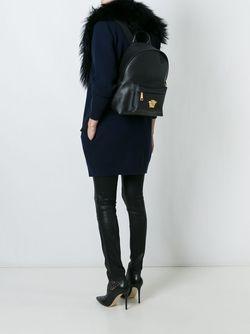 Рюкзак Medusa Versace                                                                                                              черный цвет