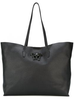 Сумка-Тоут Medusa Versace                                                                                                              чёрный цвет