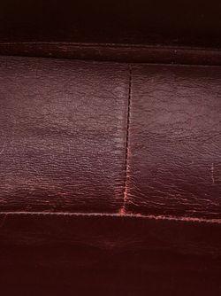 Большая Сумка-Конверт С Цветочным Рисунком Chanel Vintage                                                                                                              красный цвет