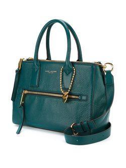 Сумка-Тоут Recruit Marc Jacobs                                                                                                              зелёный цвет