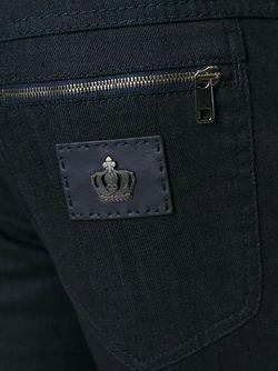 Джинсовые Брюки Dolce & Gabbana                                                                                                              синий цвет