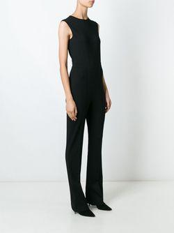 Комбинезон Без Рукавов Givenchy                                                                                                              чёрный цвет