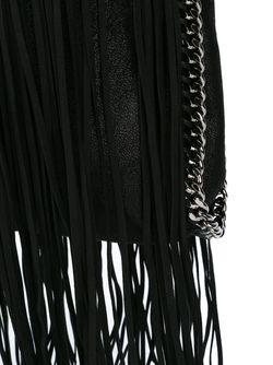 Сумка-Тоут С Бахромой Falabella Stella Mccartney                                                                                                              чёрный цвет