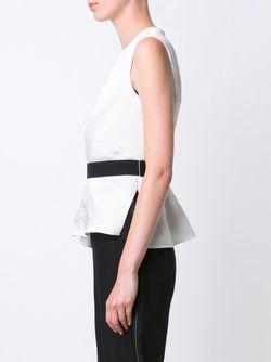 Топ С Поясом Narciso Rodriguez                                                                                                              белый цвет