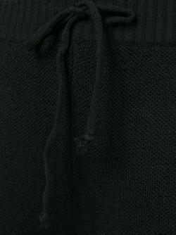 Вязаные Кюлоты Lost & Found Rooms                                                                                                              черный цвет