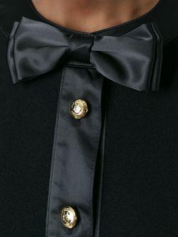 Кардиган С Бантом Love Moschino                                                                                                              черный цвет