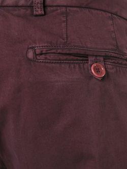 Классические Чиносы Etro                                                                                                              розовый цвет