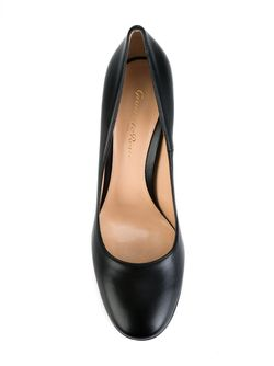 Туфли Linda Gianvito Rossi                                                                                                              чёрный цвет