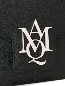 Сумка Insignia Alexander McQueen                                                                                                              чёрный цвет