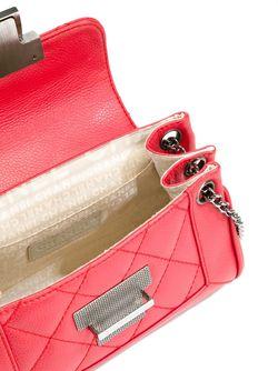 Стеганая Сумка Chanel Vintage                                                                                                              красный цвет