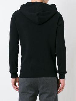 Толстовка С Капюшоном На Резинке Dolce & Gabbana                                                                                                              чёрный цвет
