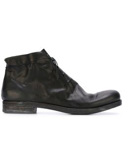 Ботинки По Щиколотку Baby Vitello A DICIANNOVEVENTITRE                                                                                                              чёрный цвет