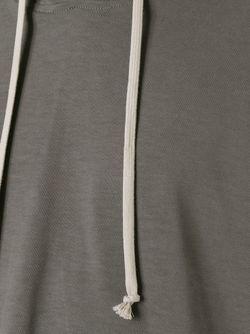 Толстовка С Капюшоном Rick Owens                                                                                                              серый цвет
