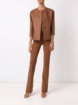 Flared Trousers GLORIA COELHO                                                                                                              коричневый цвет