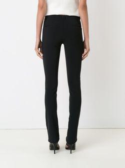 Slim Fit Trousers GLORIA COELHO                                                                                                              чёрный цвет