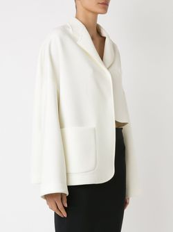 Oversized Blazer GLORIA COELHO                                                                                                              белый цвет