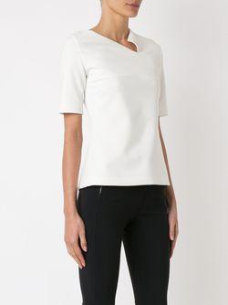 Asymmetric Top GLORIA COELHO                                                                                                              белый цвет