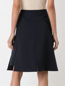 High Waisted Skirt GLORIA COELHO                                                                                                              синий цвет