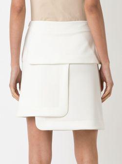 Layered Skirt GLORIA COELHO                                                                                                              белый цвет