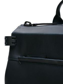 Fabric Leather Rucksack TROUBADOUR                                                                                                              синий цвет