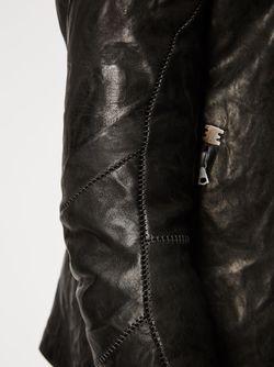 Куртка С Высоким Воротом Isaac Sellam Experience                                                                                                              черный цвет