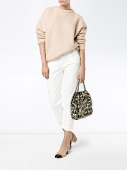 Falabella Shoulder Bag Stella Mccartney                                                                                                              черный цвет